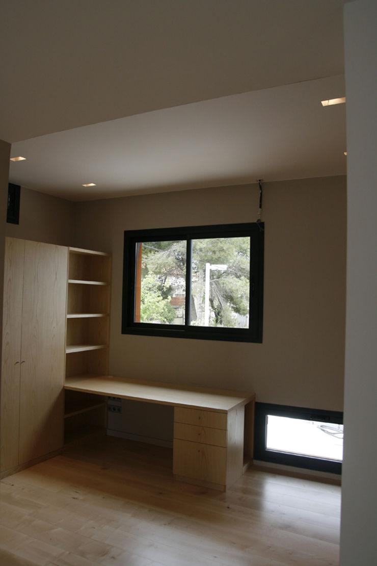 House at Sant Cugat Octavio Mestre Arquitectos Home Office