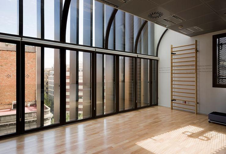 ARESA Clinic Octavio Mestre Arquitectos Home Gym