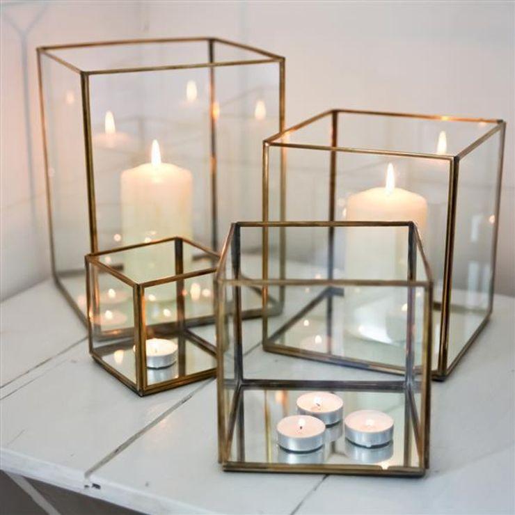 Bimala brass lanterns homify HouseholdAccessories & decoration
