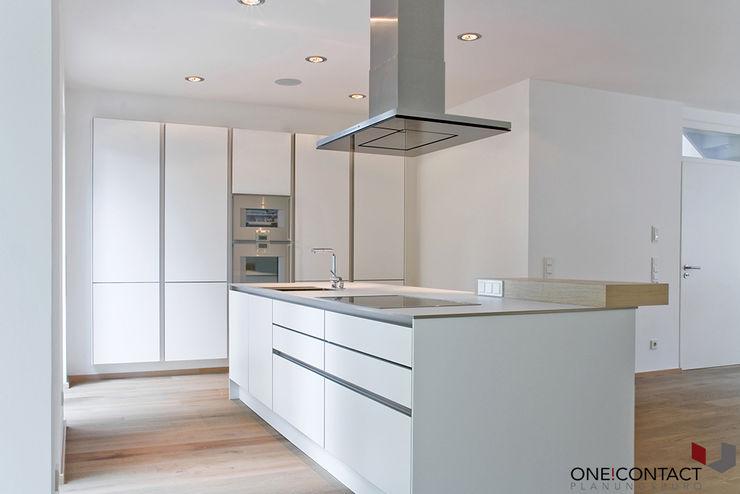 ALTER CHARME NEU BELEBT ONE!CONTACT - Planungsbüro GmbH Moderne Küchen