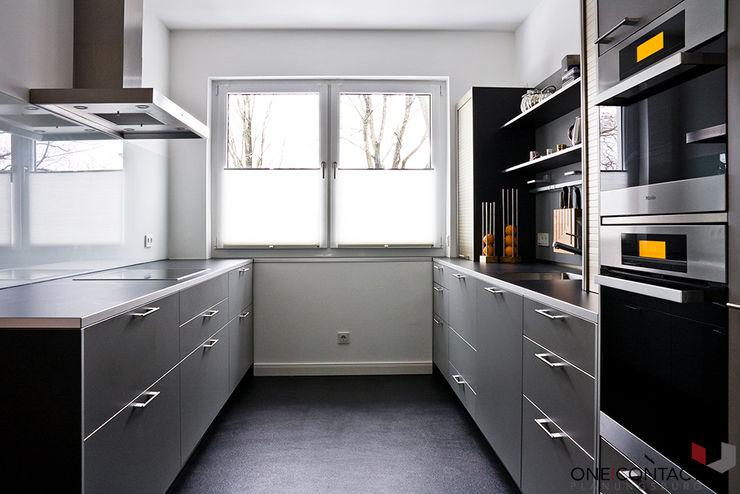 STILLE NOBLESSE ONE!CONTACT - Planungsbüro GmbH Moderne Küchen