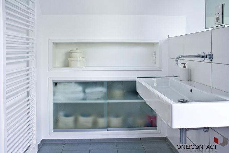 ONE!CONTACT - Planungsbüro GmbH Modern style bathrooms