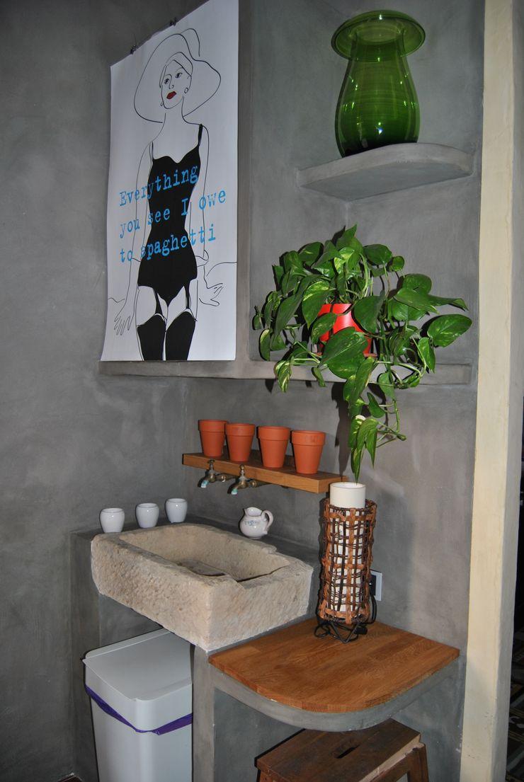 Lavabo Anticuable.com Baños de estilo mediterráneo