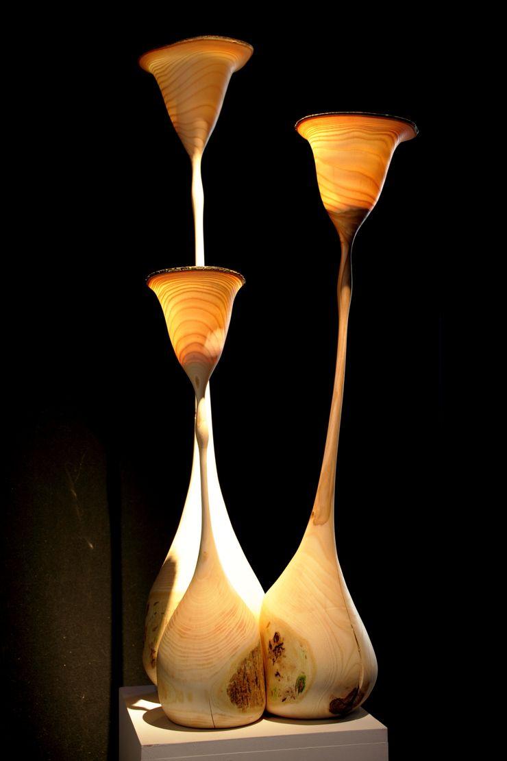 Christian Masche Holz Design Skulptur SalonAkcesoria i dekoracje