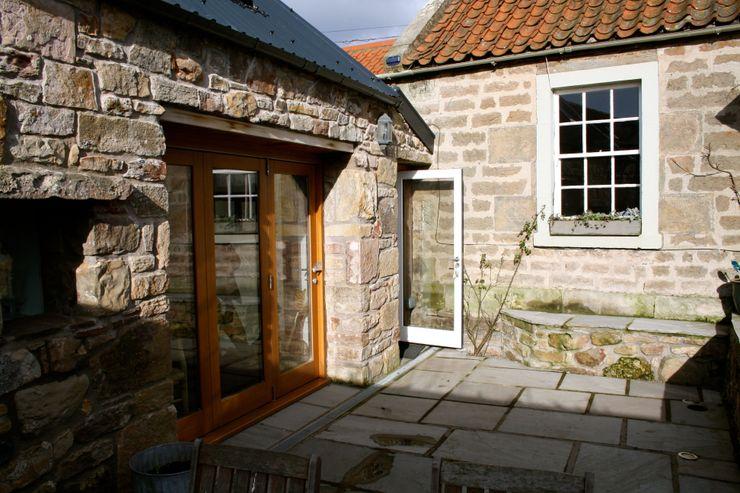 Westbourne Cottage, Kilrenny Fife Architects Cucina rurale