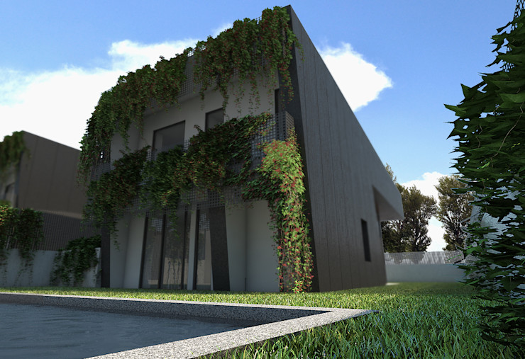 Q:NØ Arquitectos Casas