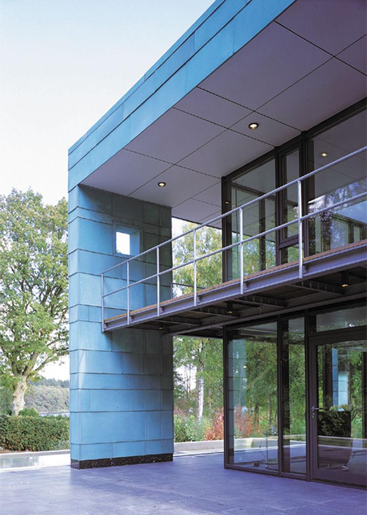Fassade Stadie + Stadie Architekten Moderne Häuser