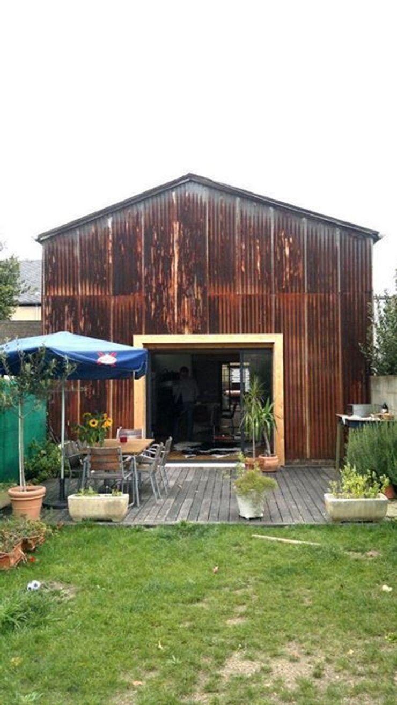 Loft AC/DC Allegre + Bonandrini architectes DPLG Maisons industrielles