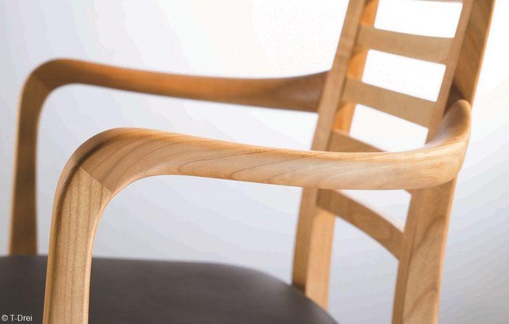 Lignum Möbelmanufaktur GmbH Dining roomChairs & benches