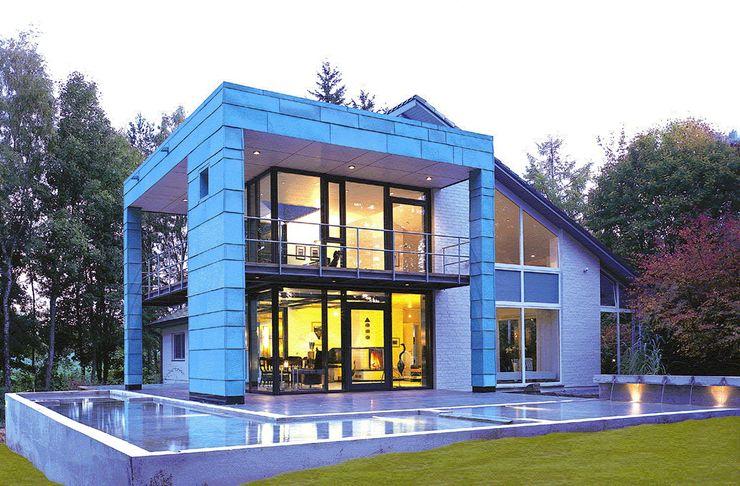 Stadie + Stadie Architekten Modern houses