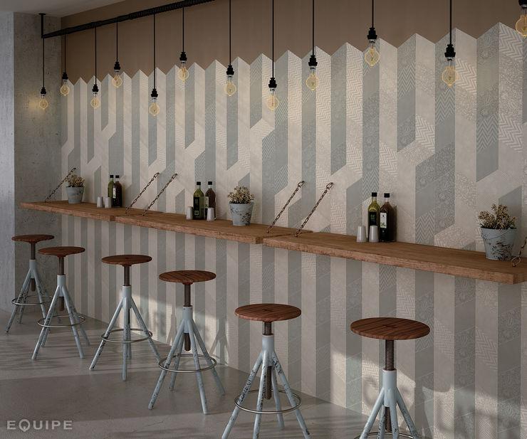 Equipe Ceramicas Nowoczesne ściany i podłogi