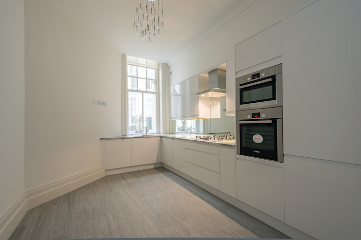 Knightsbridge Apartment TLA Studio