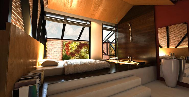 Luis Vegas Modern Bedroom