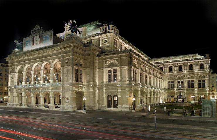Vienna State Opera podpod design Espacios