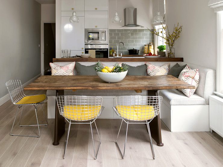 homify Eclectic style dining room