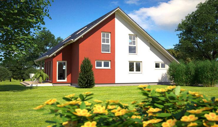 Living 189 Hanlo Haus Klassische Häuser