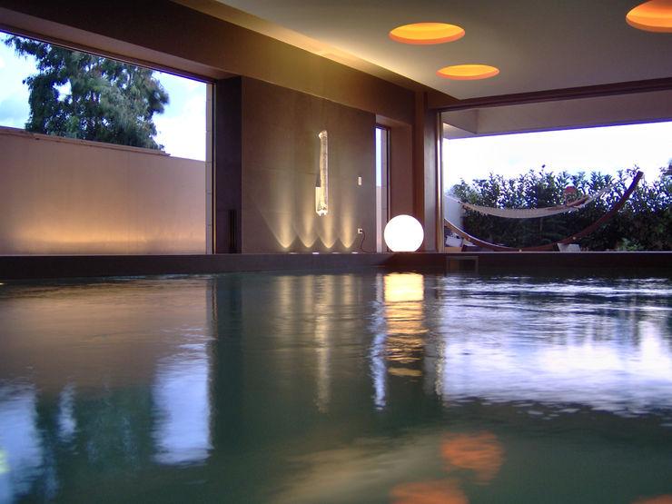 Cannata&Partners Lighting Design Pool