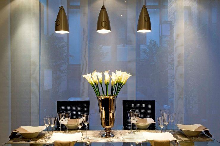 London NW8 kt-id Moderne Esszimmer