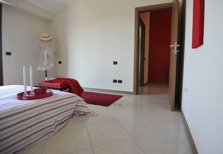 camera letto Gabriella Sala Design Camera da letto moderna