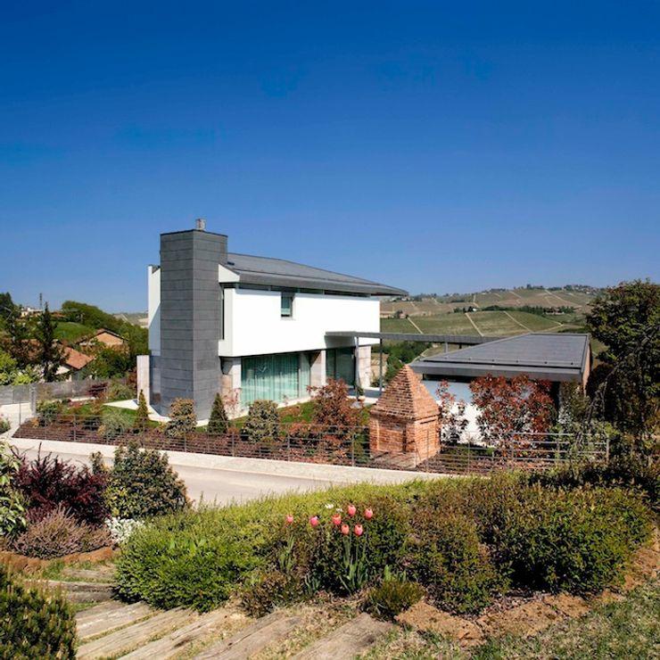 Visiera House ARCHICURA Modern Evler