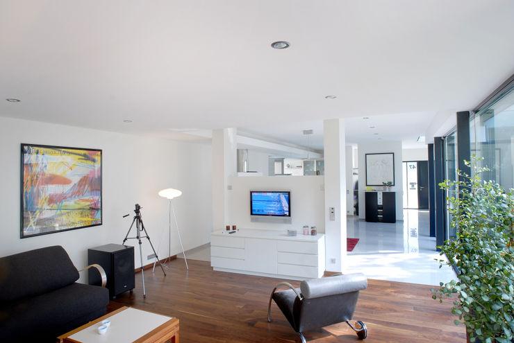 Architekten Spiekermann Modern living room