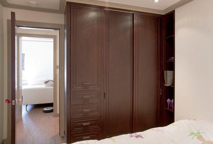 Bedroom Prestige Architects By Marco Braghiroli Camera da letto moderna