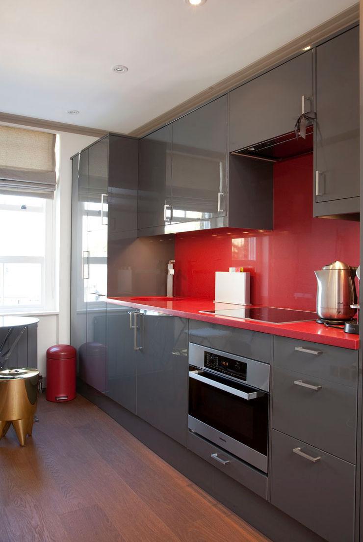 Kitchen Prestige Architects By Marco Braghiroli Cucina moderna
