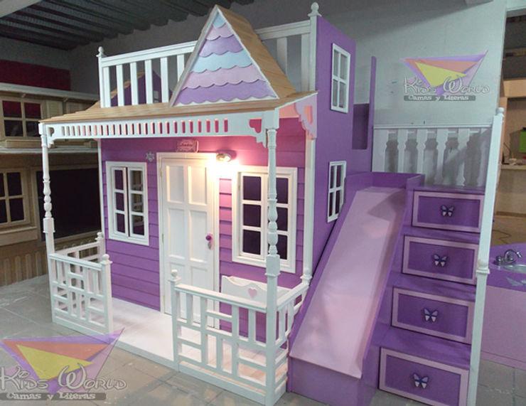 Kids Wolrd- Recamaras Literas y Muebles para niños Nursery/kid's roomBeds & cribs