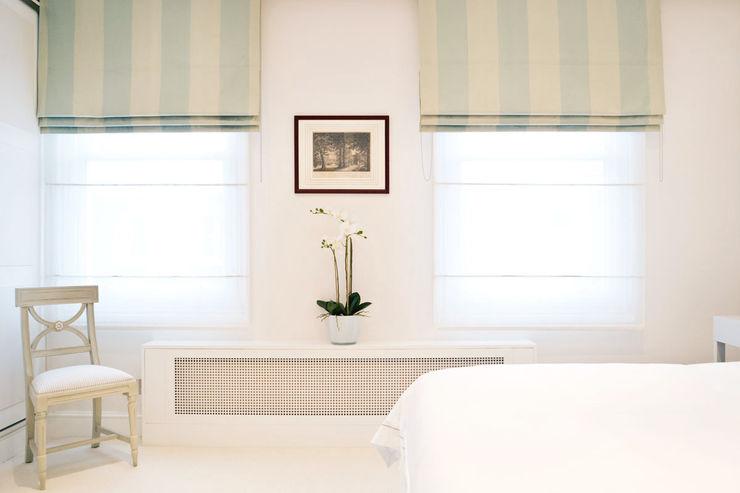 Shawfield Street Ardesia Design クラシカルスタイルの 寝室