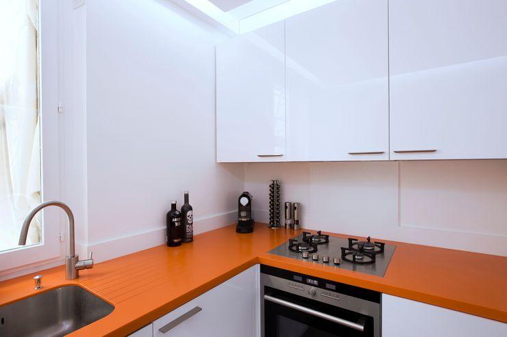 blackStones Eclectic style kitchen