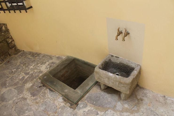 Abitazione in San Frediano, Firenze Studio Tecnico Progettisti Associati Ing. Marani Marco & Arch. Dei Claudia Giardino d'inverno eclettico