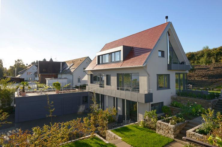 Spaett Architekten GmbH 모던스타일 주택