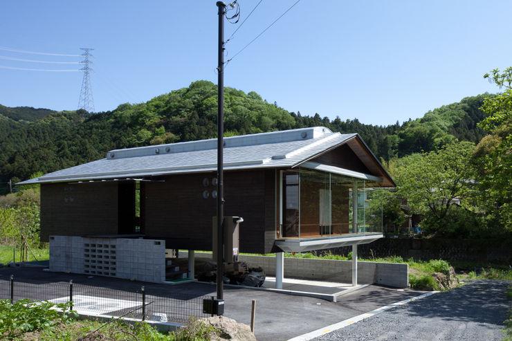 H2O設計室 ( H2O Architectural design office ) Industrialne domy