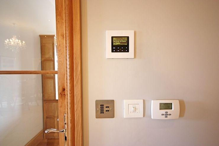 Control Sytems Inspire Audio Visual Casa de banhoIluminação
