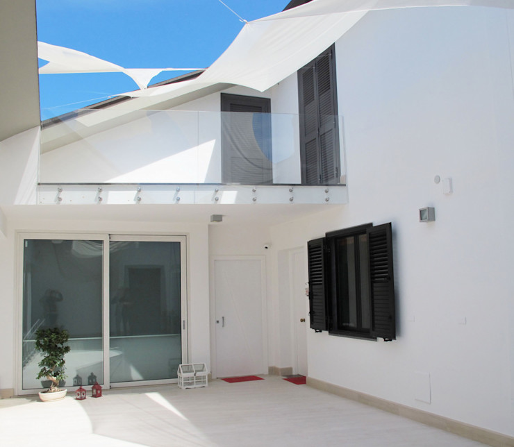 Gimmigi Lab Architettura 現代房屋設計點子、靈感 & 圖片