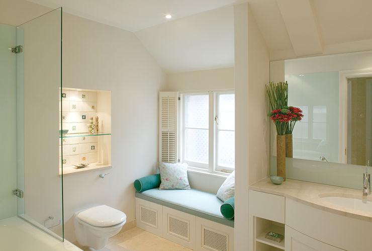 Belsize Park Hélène Dabrowski Interiors Salle de bain moderne