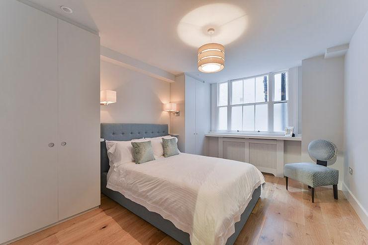 Bedroom homify Kamar Tidur Modern