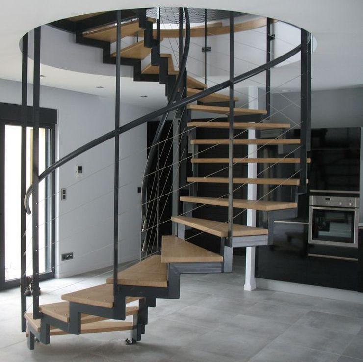 Escalier métallique LBMS. Fabrice Lamouille Escalier Métal