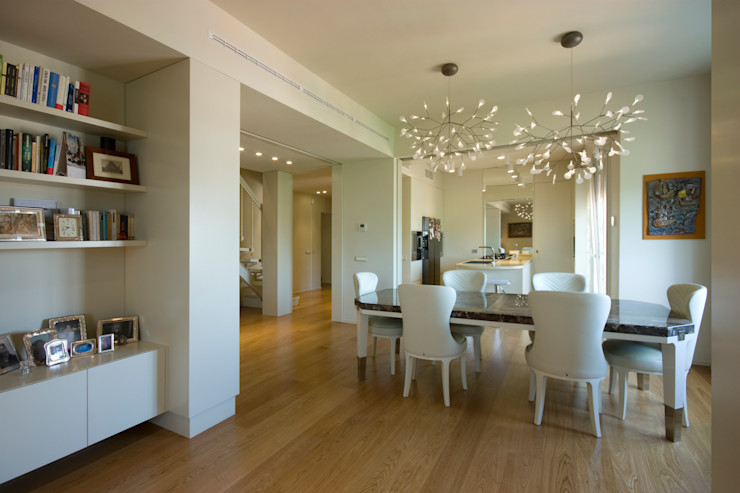 OPEN PROJECT Dining Room