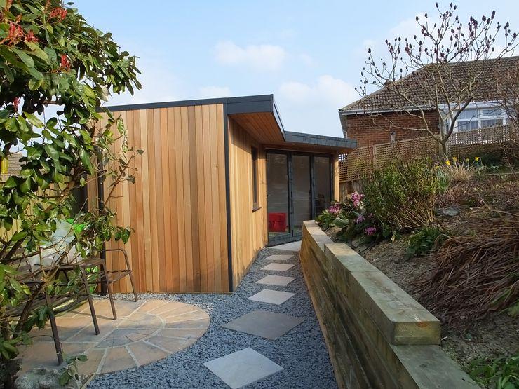 Garden Rooms by eDEN Garden Rooms eDEN Garden Rooms Ltd Moderner Garten