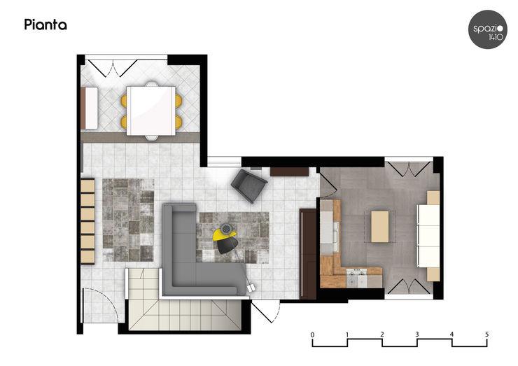 I ♥ GRAY :: Maresa's living room Spazio 14 10