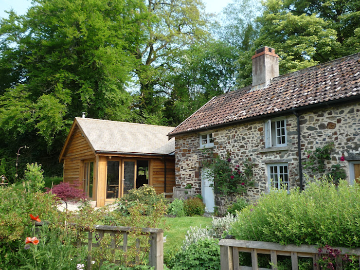 Extension to Country Cottage Geoff Sellick Architectural & Interior Design Moderne
