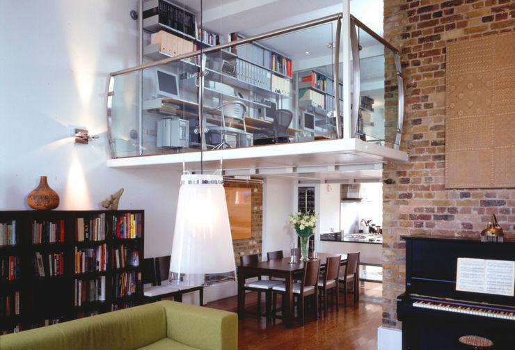 Victorian School Conversion London STUDIO 9010 Modern houses