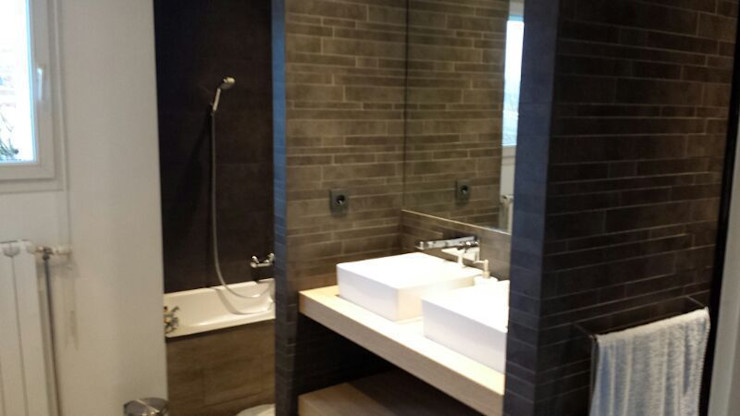 salle de bains ZEN agence concept decoration Salle de bain moderne