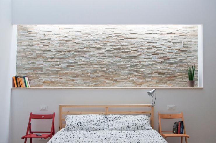 CASA AP Andrea Orioli Camera da letto moderna