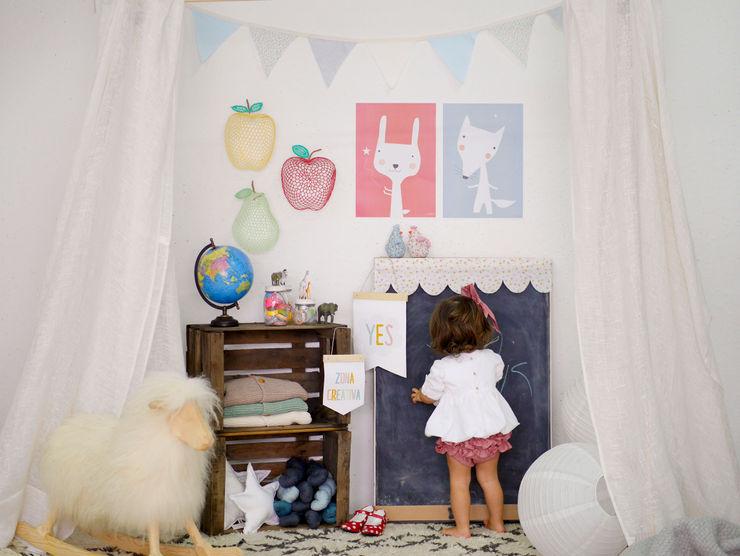 Menudos Cuadros Dormitorios infantiles Accesorios y decoración