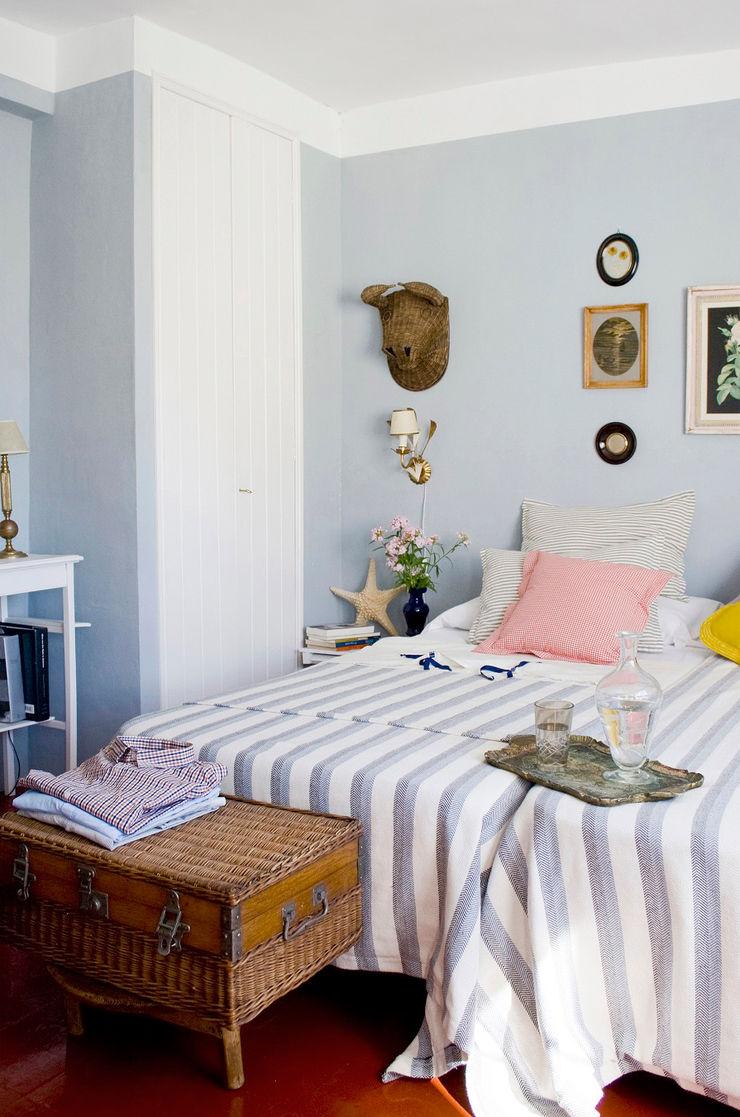 Bed & Breakfast en La Rioja Casa Josephine Dormitorios de estilo mediterráneo