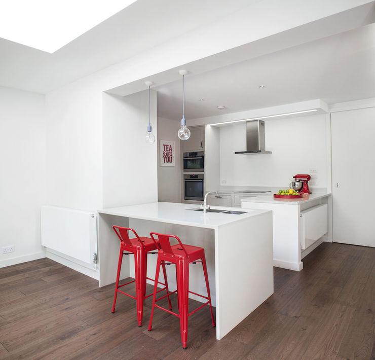 The Kitchen Francesco Pierazzi Architects Cocinas modernas