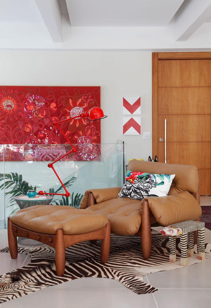 Escala Arquitetura Living room