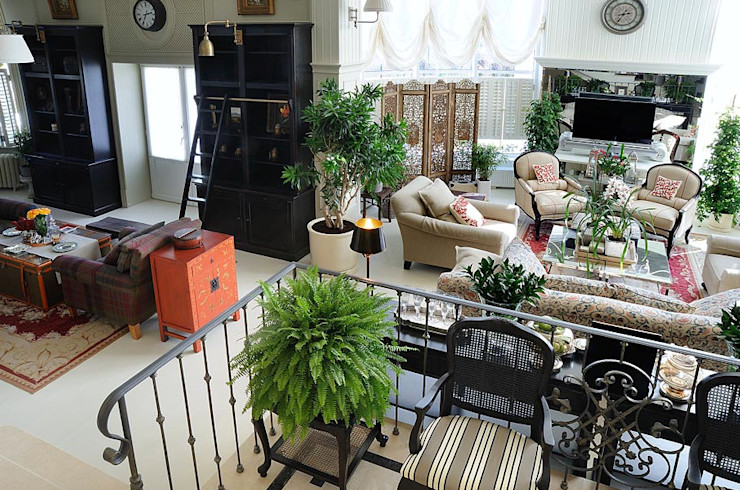 DecorAndDesign Classic style living room